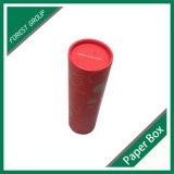 卸し売り円形の管のワインのギフト用の箱