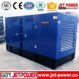 générateur diesel d'énergie électrique de 125kVA 100kw sur le marché du Cambodge