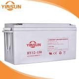 batterie solaire de 12V 150ah pour le système à la maison de picovolte d'énergie solaire