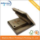 Caixa de embalagem de pizza de papelão de impressão personalizada (QYCI1503)