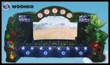 Оборудование в помещении Союза Хантер (восемь игроков) съемки игры машины
