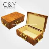 Новый дизайн на арабском языке цельной древесины духи Подарочная упаковка