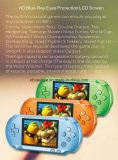 La mano videoconsola con alta calidad y Long-Time jugando
