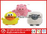 Venta caliente Cordero de felpa suave juguete para mascotas