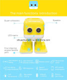 De Spreker van Bluetooth van het kind met de Functie van de Robot en kan Dansend