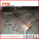 Baril de vis d'extrudeuse pour la pipe de PVC