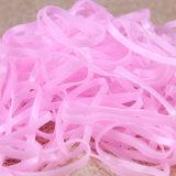 Kids Fashion Colorful High Tensile TPU Rubber Elastic Hairbands (JE1591)