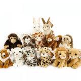 Коричневый Snuggled Lion мягкие игрушки в подарок