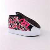 O calçado para criança filhos conforto sapatos de lona Snc-24253