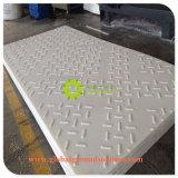 Оптовая торговля переработанных материалов UHMWPE временной дорожной коврики для США