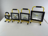 5W Epistar 방수 Portable LED 일 빛 세륨 RoHS 승인을%s 가진 재충전용 투광 조명등
