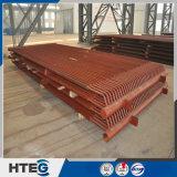 Surchauffeur et réchauffeur de transfert thermique de tube de structure de zigzag pour la chaudière de centrale