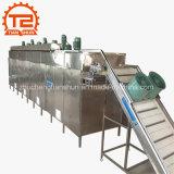 Ingwer-trocknende Maschinen-Zeile und Ingwer-Trockner