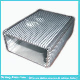 De Bijlage van het Profiel van het Aluminium van de Uitdrijving van het aluminium