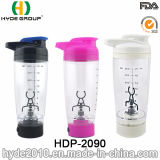 [600مل] صنع وفقا لطلب الزّبون بلاستيكيّة دوّامة رجّاجة زجاجة, [ببا] مجّانا بلاستيكيّة كهربائيّة بروتين رجّاجة زجاجة ([هدب-2090])