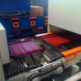 機械を形作るサンドブラストロール