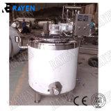De sanitaire Tank die van het Mengapparaat van het Roestvrij staal Chemische Mengt Tank smelten