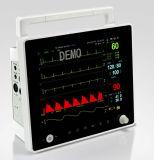 Pantalla plana TFT de 12,1 pulgadas Multi-Parameter Monitor de Paciente con CE y FDA