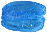 PE Manchon jetables étanches Couvercle bleu