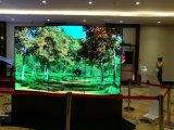 visualizzazione trasparente dell'affissione a cristalli liquidi di 65inch OLED