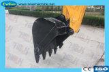 Tonnen-Gleisketten-Exkavator der chinesischer Hersteller-mittlerer grabender Maschinen-12-14