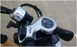 """26 """" 4.0 인치 500W F/R Tektro 디스크 브레이크를 가진 전기 산악 자전거"""