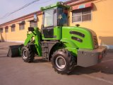 Carregador pesado da roda do equipamento da maquinaria de construção de Zl18 China Hzm