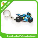 Porte-clés en caoutchouc écologique pour cadeaux promotionnels (SLF-KC066)