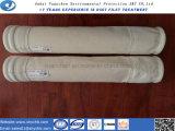PPS-Faser-Filtertüte für Staub-Ansammlung mit PTFE Imprägnierung für Industrie-freie Probe