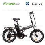 Bicyclette électrique pliante de 36 V avec certificat TUV (TDN01Z-C1)