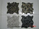 中国の玉石のタイルの市場
