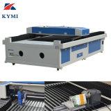 Taglio del laser del metallo e del metalloide della macchina della taglierina del laser del CO2 di Kmj2513-260W e macchina per incidere