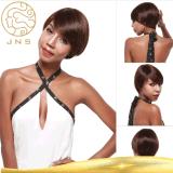 Парик шнурка выдвижения волос Remy продуктов волос