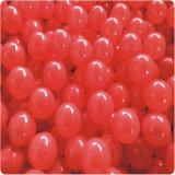 Boules de plastique de mer / Balles de plastique d'océan / Boules de plastique d'étangs