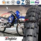 ISO9001: 管が付いている2008証明された中国の製造業者の高品質のオートバイのタイヤ