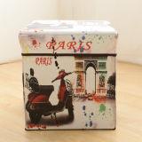 도매 접히는 저장 발판 저장 의자 다기능 저장 상자