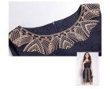 Короткие рукава Sexy элегантный универсальный мини управление элегантный стиль одежды