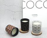 試供品の寝室の装飾のためのガラス蝋燭ホールダー/蝋燭の瓶のコップ