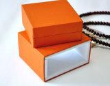 Contenitore di regalo di cuoio di lusso dei monili (Ys349)