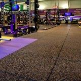 GroßhandelshandelsCrossfit Gummimatten-Gymnastik-Bodenbelag-Fliese