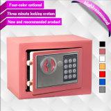 Minigrößen-Safe, Schließfach mit hellen Farben für Verkauf