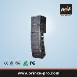 Potente sistema de audio PRO Line Array