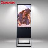 32 pouces SP1000 (B) de signalisation numérique mobile LCD Affichage de publicité
