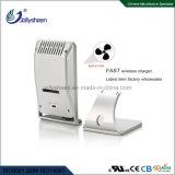 2018 plus récent et le chargeur sans fil rapide à la mode dans le petit ventilateur intégré, fonction Multi-Protections, conforme pour FAC, ce, de l'usine de Shenzhen RoHS