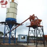 Pianta d'ammucchiamento concreta di fabbricazione della fabbrica Hzs25 (25m3/h)
