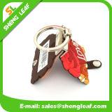 Выдвиженческий PVC Rubber Souvenir Keychains Gifts 3D Soft