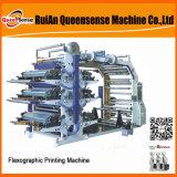 Six Couleur machine d'impression flexographique ( YT -6600/6800/61000)