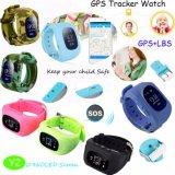 Sos hijo/hijos Smart Tracker GPS reloj con la ruta de la historia Y2.