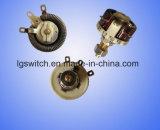"""L&G 50ohm 50 W 1/4"""" Roud Amplificador de guitarra reóstato do eixo de potenciômetro do Resistor do Filtro Rotativo"""