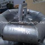Acessórios fabricados marinhos da folha de metal do transporte que soldam as peças